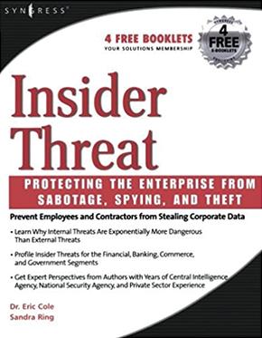 Insider Threat cover