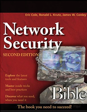 Network Security Bible cover